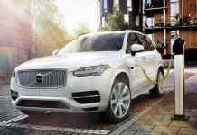 Volvo Drive-E