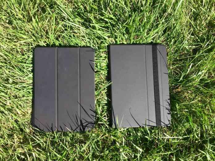 solartab and iPad