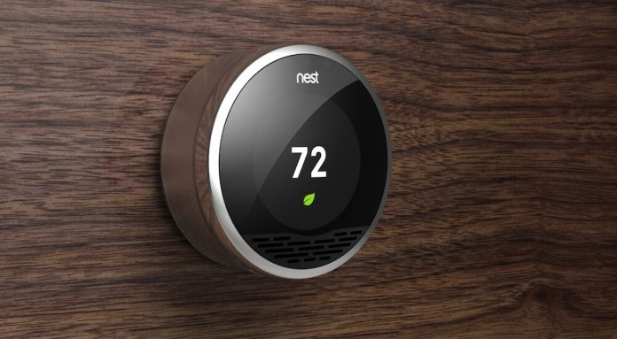 Saving Energy At Home With Thermostat Temperature Zoning Systems - Nest thermostat apartment