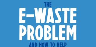 e-waste problem and how to help