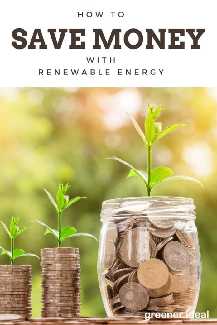 Do you want to save money? If so, then you should certainly consider using alternative energy. You can do your part to help conserve the Earth's natural resources, and reduce the planet's pollution while also saving money.