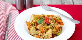 Barley and Vegetable Stew