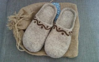 Wool sleepers