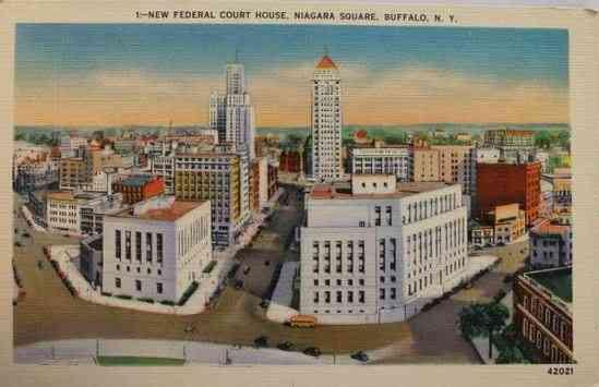 Buffalo. New York. USA History. Photos. Stories. News. Genealogy. Postcards | GREENERPASTURE