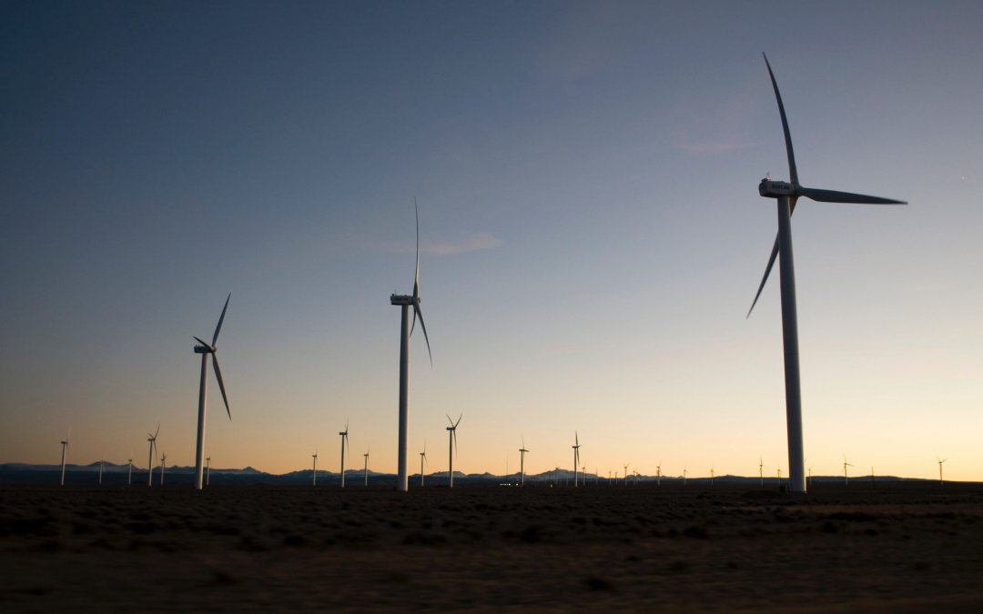 Different types of wind turbines