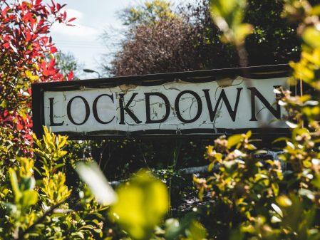 Managing energy in lockdown