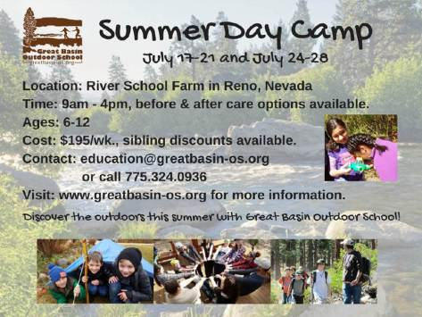 GBO summer camp