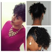 30 Twist Out Updo Natural Hairstyles Hairstyles Ideas Walk The