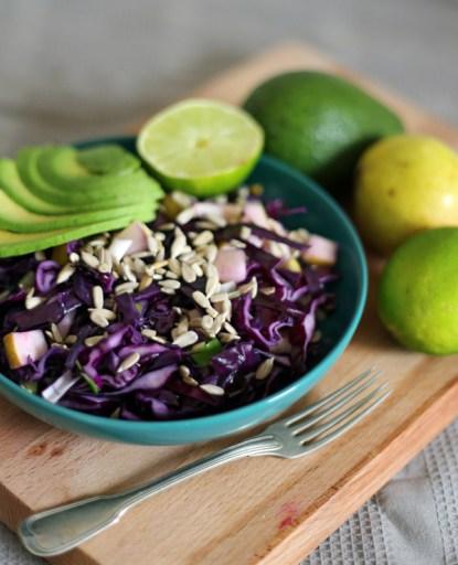 Green Evi - Warm Cabbage Salad