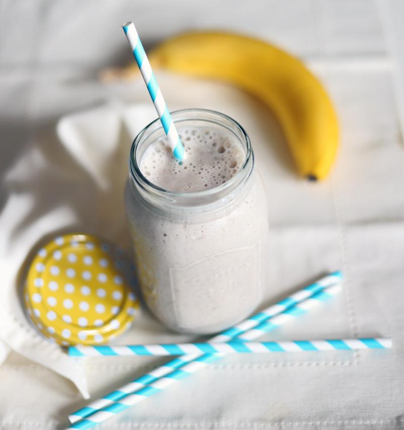 Banana Milkshake Green Evi