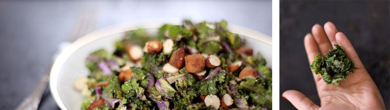 BrusselKale Salad