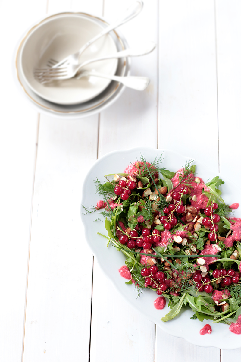 Red Currant Salad