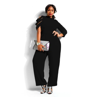 2015-new-arrival-fashion-womens-plus-size-irregular-sleeves-chiffon-jumpsuits-lwbmkkf470-free-shipping-rompers-womens