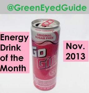 Go Girl ED of Nov 2013