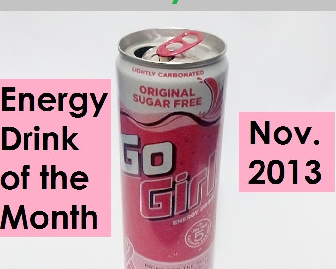 Science Behind Go Girl Energy