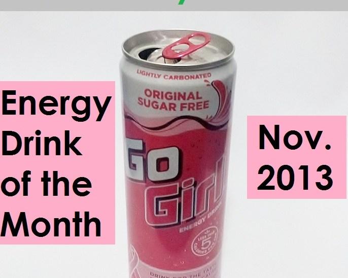 Science Behind Go Girl Energy