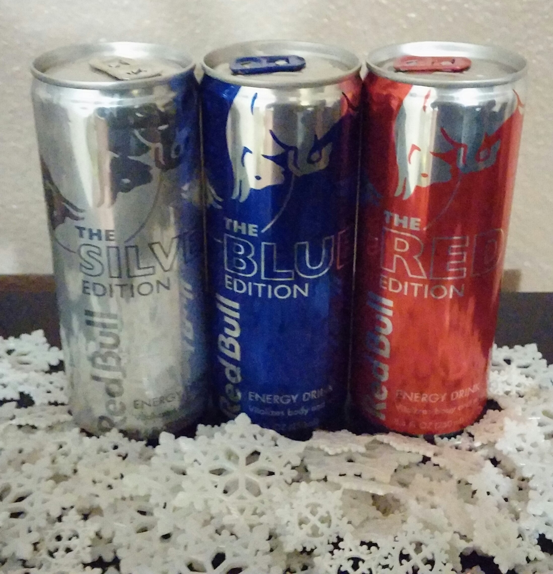 Dec 2013 Energy Drink of the Month