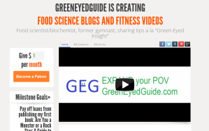 Patreon GreenEyedGuide