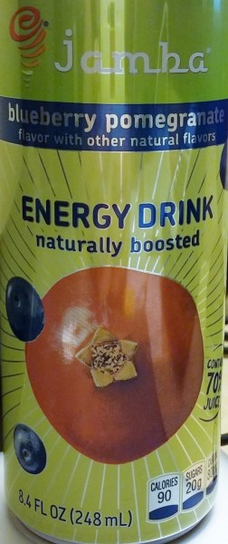 Sept 2014 Energy Drink of the Month