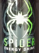 Energy Drink of the Month — June 2015: Spider Energy Mimic