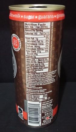 Coffee Fact Panel