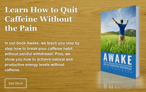 CAFFEINE INFORMER AWAKE BOOK CAFFEINE ADDICTION