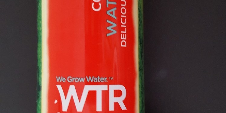 Energy Drink of the Month – June 2016: WTRMLN WTR