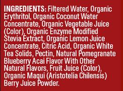 core-organic-pomegranate-blue-acai-ingredients