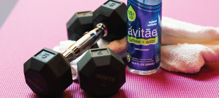 Caffeine as a Gym Partner [GreenEyedGuide on Avitae Blog]