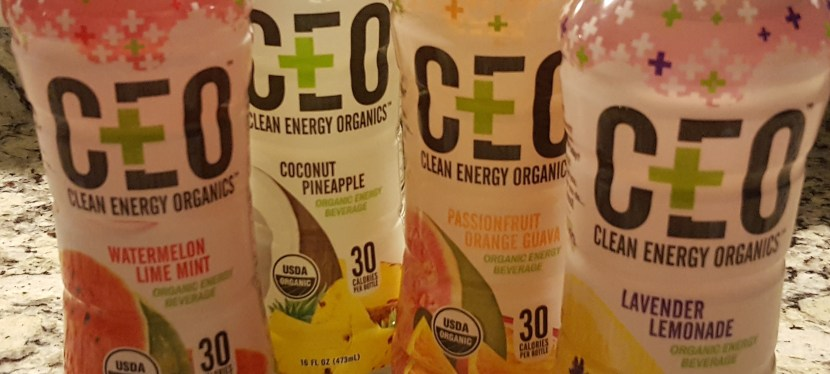 Energy Drink of the Month – Oct 2017: Clean Energy Organics