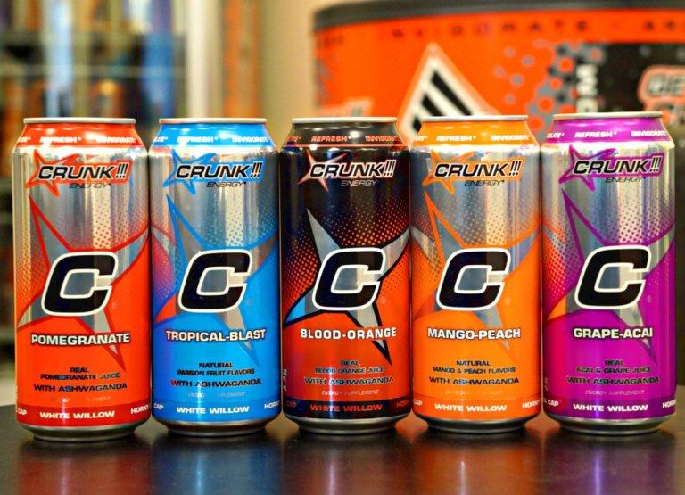 Crunk Energy Family