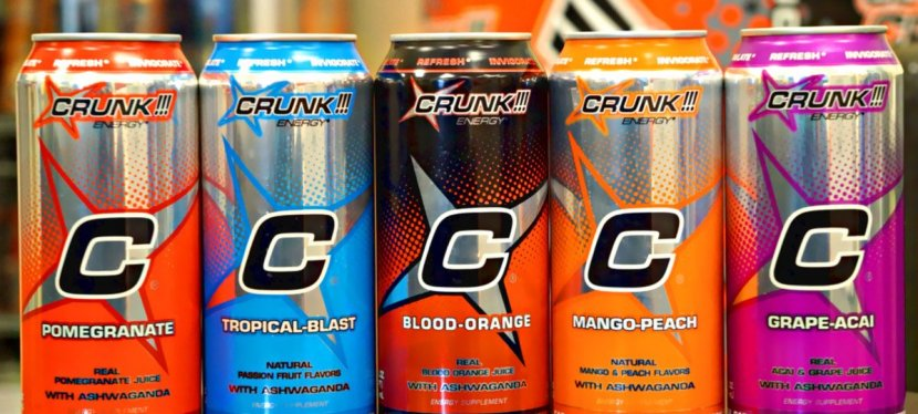 Ashwagandha and antioxidants in an Energy Drink? Science Behind Crunk!!! – Energy Drink of the Month (Jan 2018)