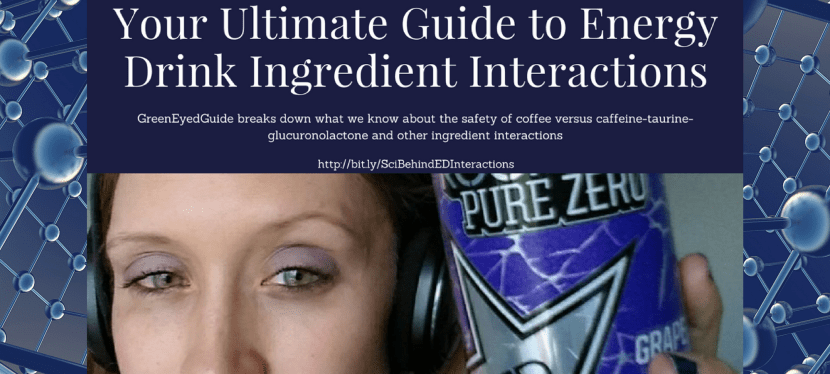 Science Behind Energy Drink Ingredient Interactions
