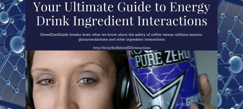 Science Behind Energy Drink Ingredient Interactions