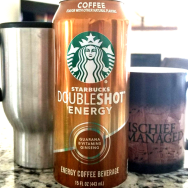 When does a coffee beverage become an Energy Drink_