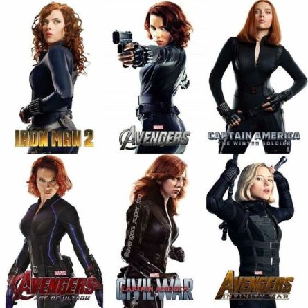 black widow outfits from pintrest