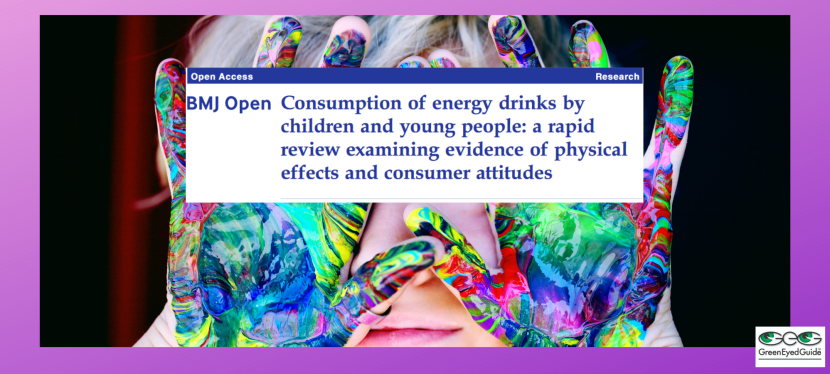 How Energy Drinks Affect Children and Young People: Research Recap