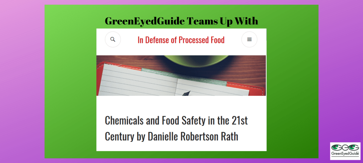 Chemicals and Food Safety in the 21st Century