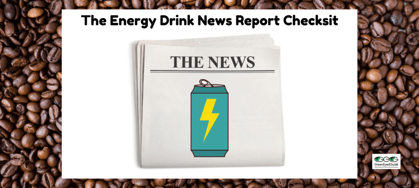 Energy Drinks and Hospitalizations Checklist: How to Ask The Right Questions