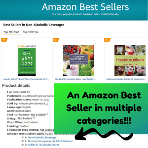 How to Get Sh*t Done - Best Seller on Amazon