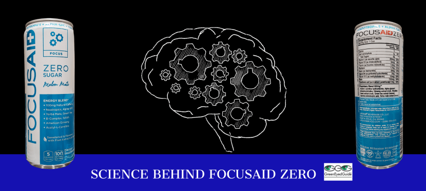 Science Behind FOCUSAID Nootropic Energy Drink