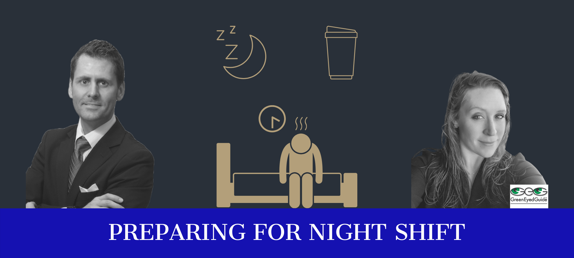 preparing for the night shift WP cover