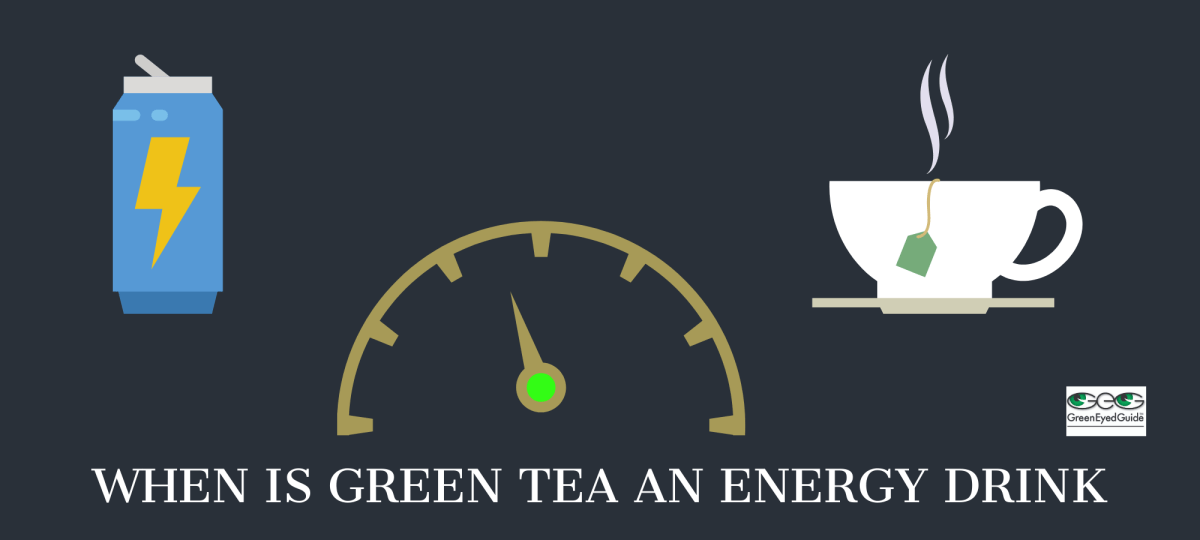 is green tea energy drink greeneyedguide blog