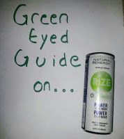 Sept 2013 Energy Drink of the Month
