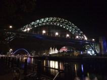 nocturnal walk