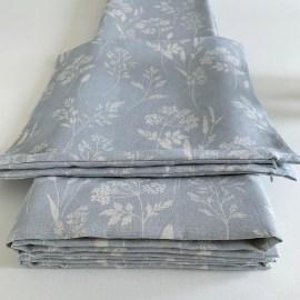 Peony and Sage curtain panels