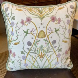 Escape to the Chateau Piped Cushion