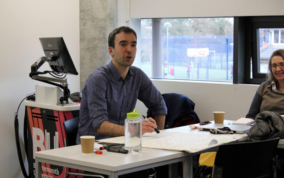Focus on albert (UK) – Jeremy Mathieu