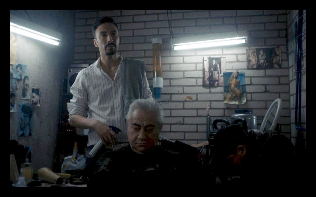 Afstudeerfilm Shalky test duurzame KAREL op de set