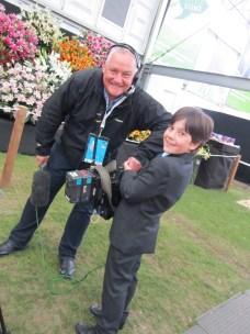 BBC Camera crew